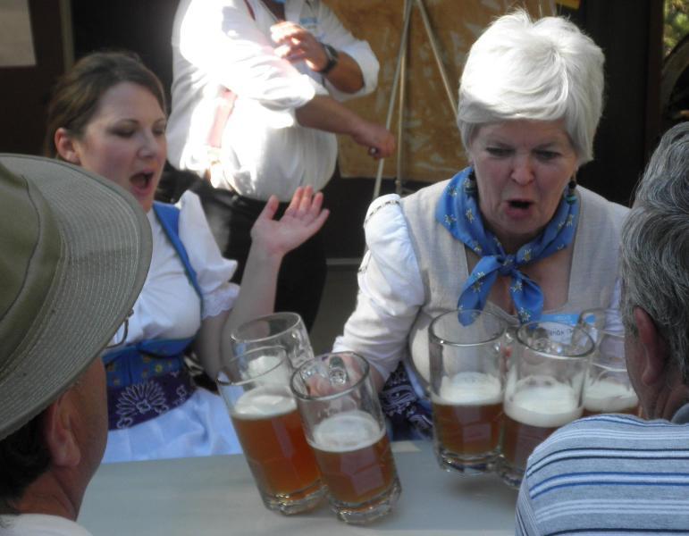 local Oktoberfest