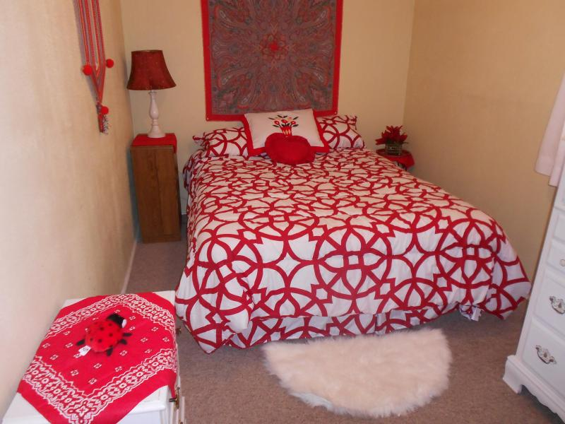 The Rose Red room