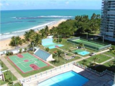 Amazing place  Luquillo Beach front