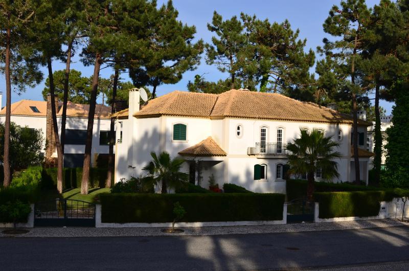 Nice quiet villa near ocean beach/golf/marina, holiday rental in Comporta