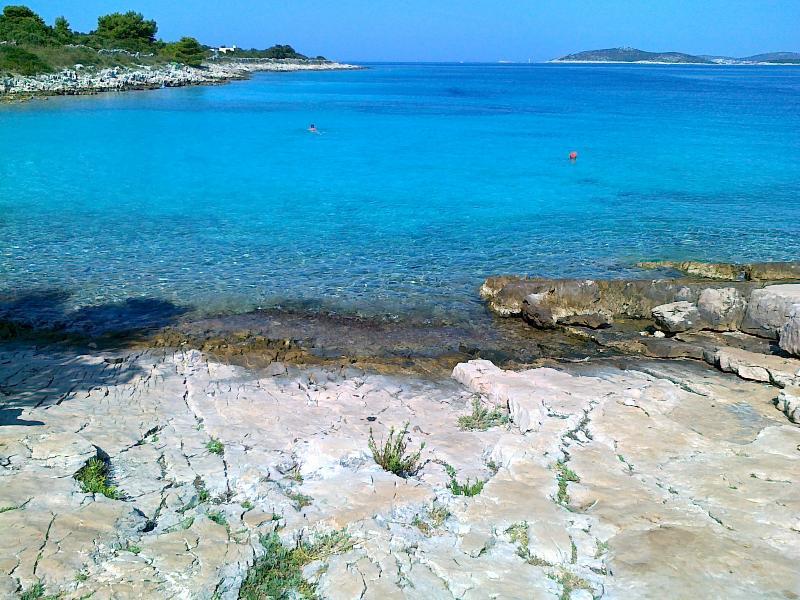 Beautiful, clean sea