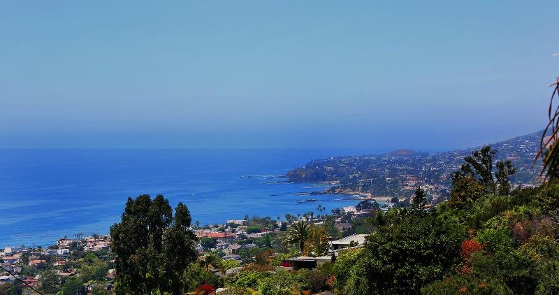 North coast view, part of the 180 degree north to south ocean panoramic