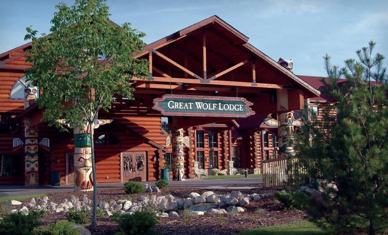 Great Wolf Lodge - nearby attraction