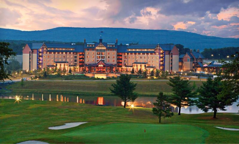 Mt Airy Casino & Resort - only 9 minutes away!