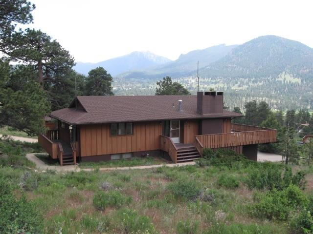 Side View of the Cabin