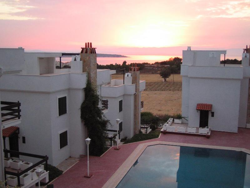 Beautiful SUNSETS from your private terrace