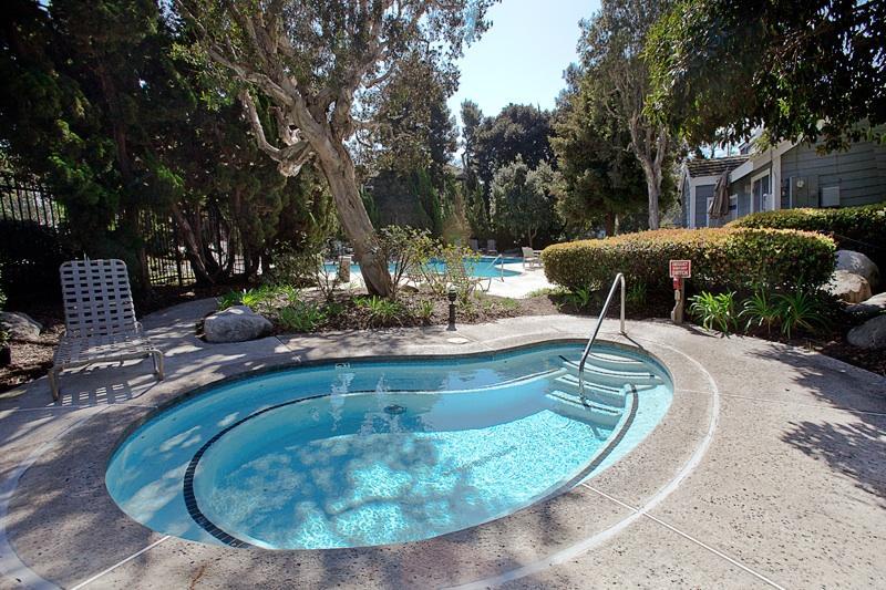 Cuatro spas y piscinas de la comunidad