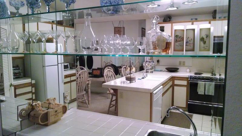 Kitchen thru bar