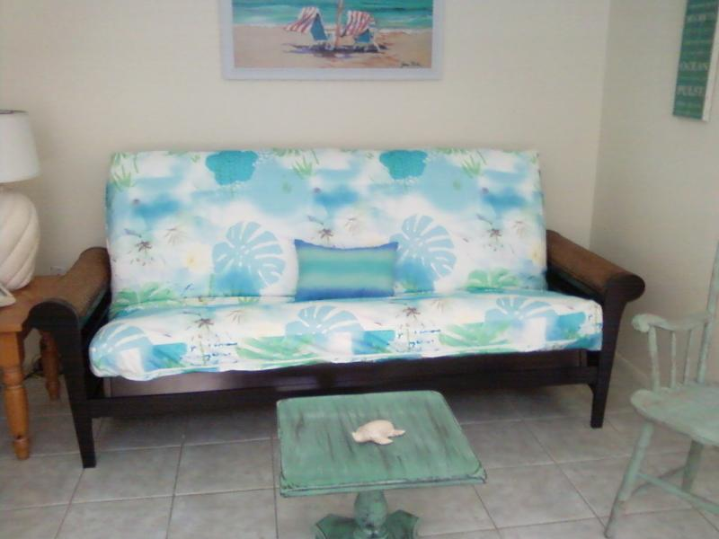 Coastal Inspired Living Room, New Furnishings
