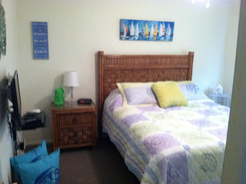 Master Bedroom - All new bedding and furnshings