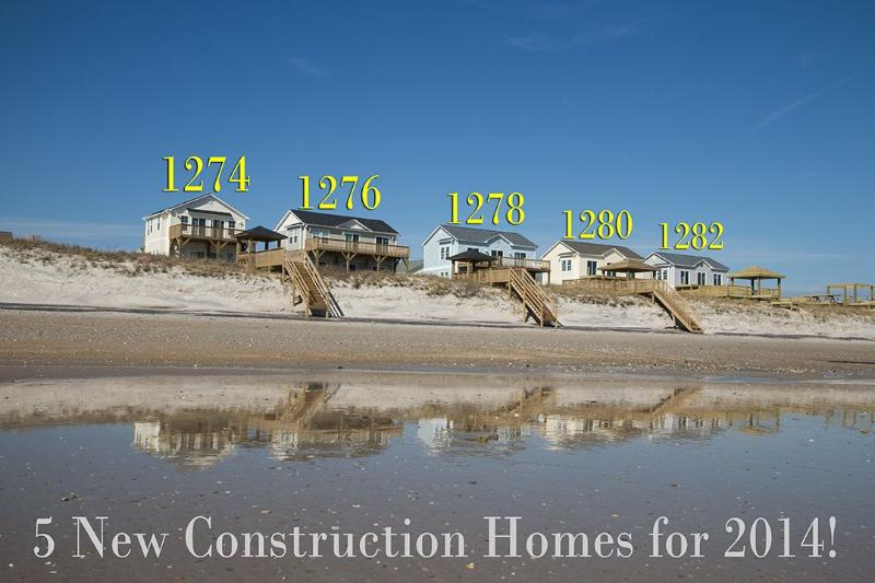 5 New Homes for 2014