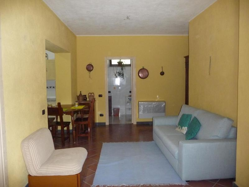 living room and sofà bed