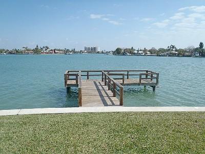 Rear Dock