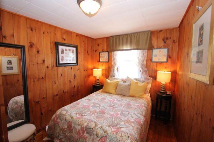 4o quarto w / cama