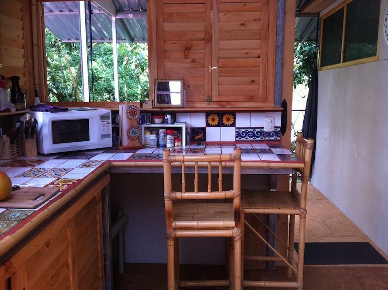 Ontbijt Bar in keuken (Mango Loft