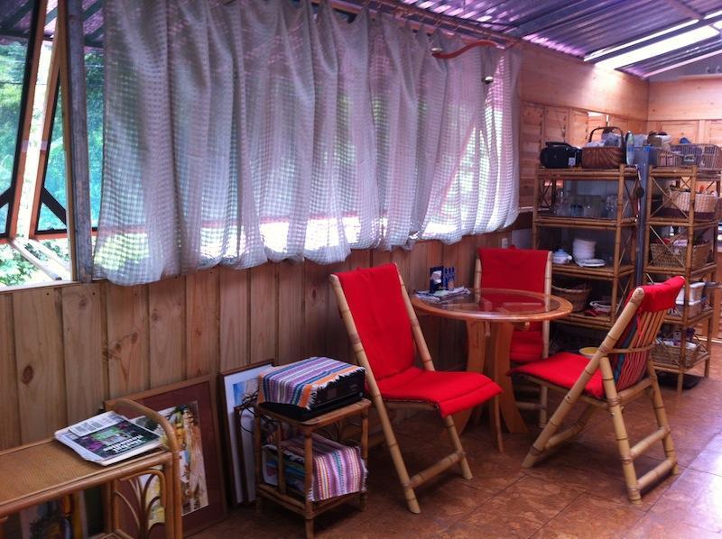 Woon-/ eetkamer (Mango Loft)