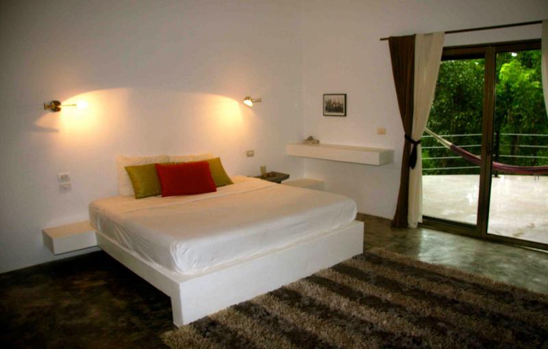 Main bedroom - Calakmul apartment