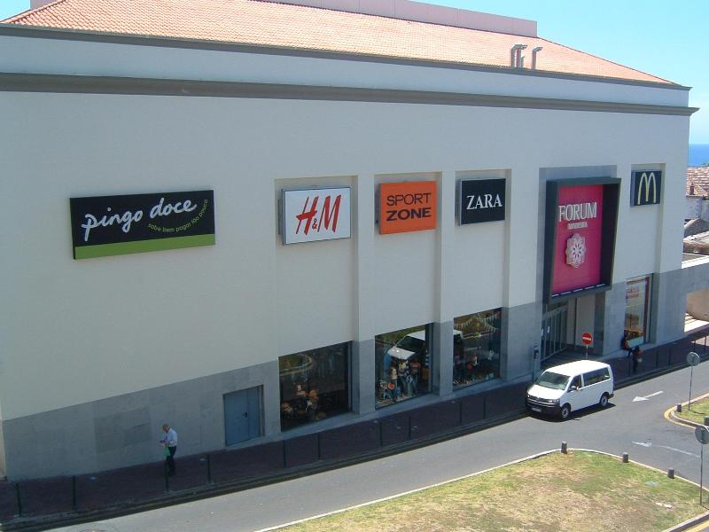 Forum Madeira shopping center
