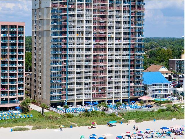 Backview Paradise Resort