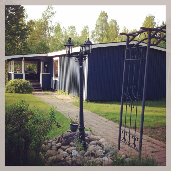 Stuga i Dalsland, location de vacances à Hogsater
