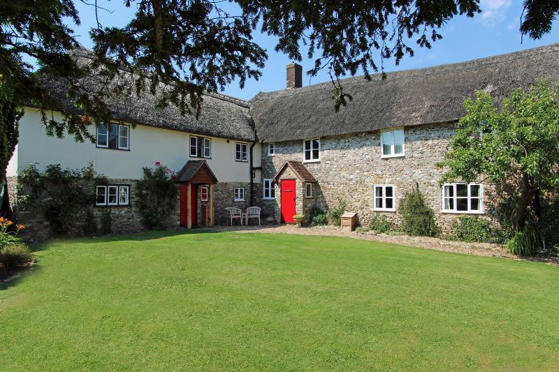 The Farmhouse and Byre Cottage