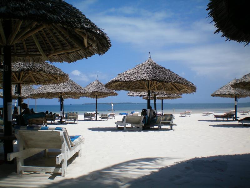 Jangwani Beach Dar Es salaam,