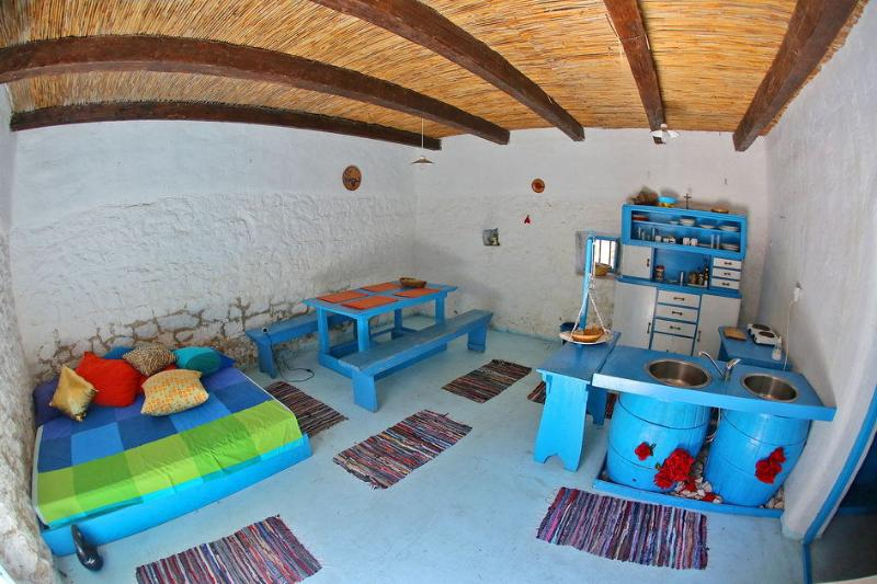 Apartment rustic Petrcane Dalmatia, holiday rental in Petrcane
