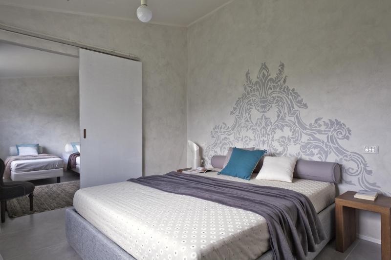 Large bedroom 3 on upper floor
