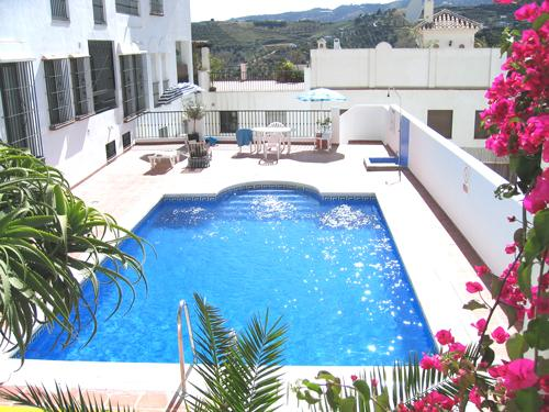 2 Bedroom Apartment To Rent In Frigiliana, holiday rental in Frigiliana