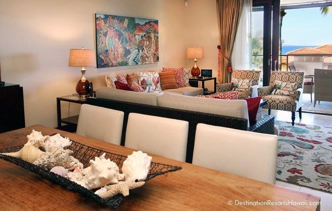 Dining Room; Living Room