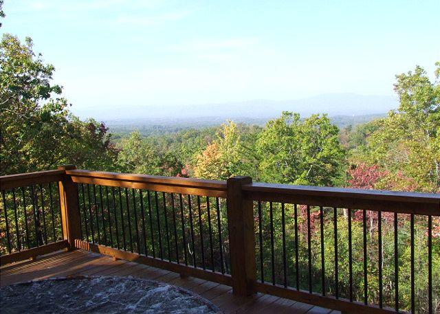 View from Hot Tub Deck