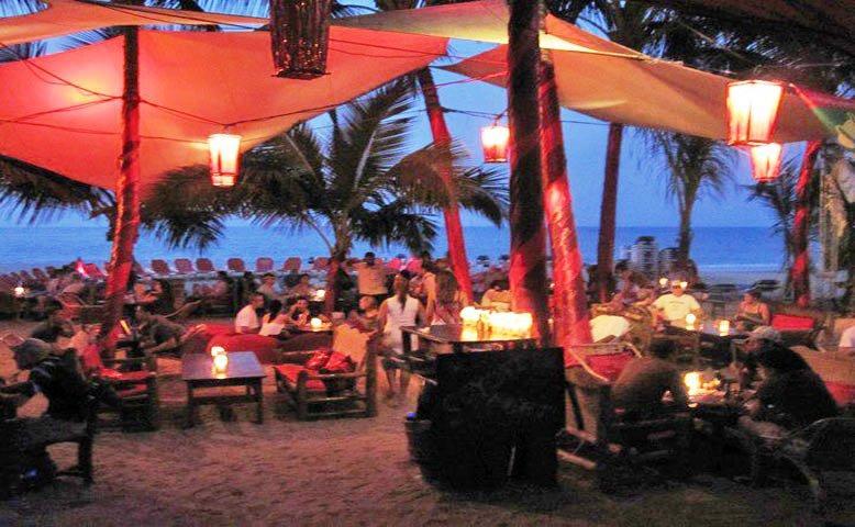 Cabarete Beach - Night