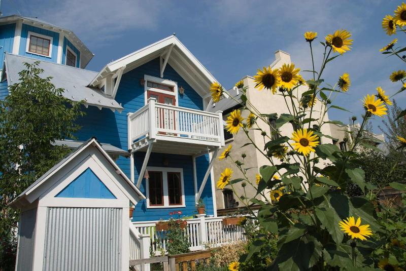 The Blue Tower, holiday rental in Johnson Village