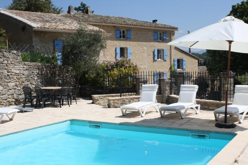 Truffle Gite at Bastide des Launes en Provence, vacation rental in Grignan