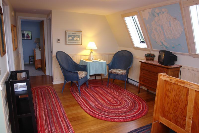 Aldernest Loft Living Room