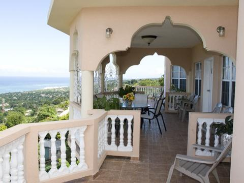 Sea View Heights Villa Montego Bay, holiday rental in Saint James Parish