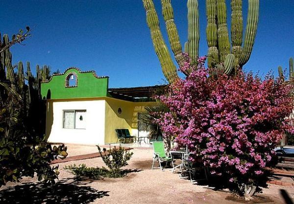 1 BED ROOM BUNGALOW IN LA PAZ, CASA SONRISA, vacation rental in La Paz