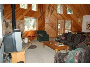 Spacious TV/Great Room