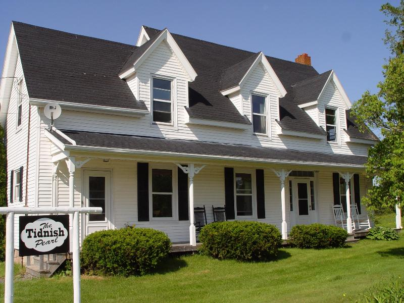 The Tidnish Pearl - Home Front