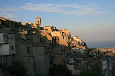 Das Dorf Badolato