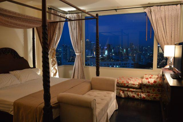 Master Bedroom with River View
