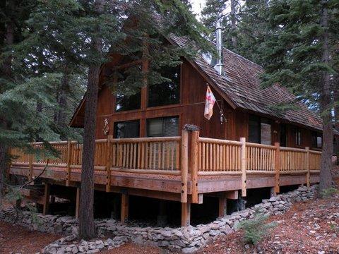 Wooden classy & cozy cabin in the Pines, 3 beds, location de vacances à Brockway
