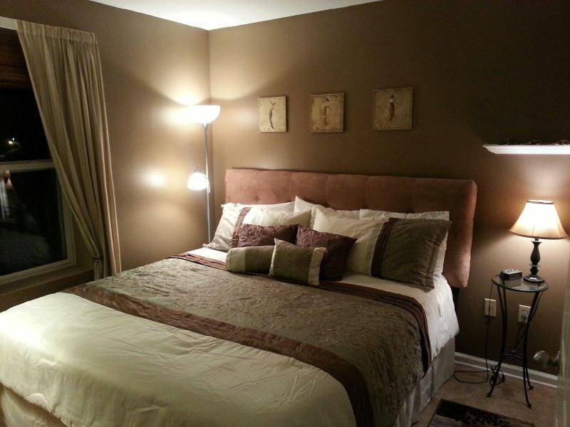 Sleep well on your King bed