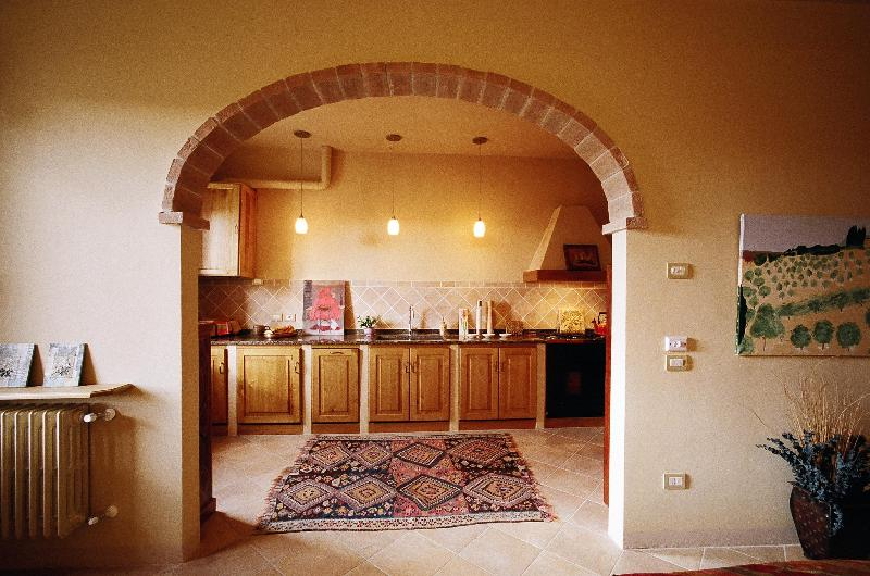 Kitchen like everything else totally remodeled
