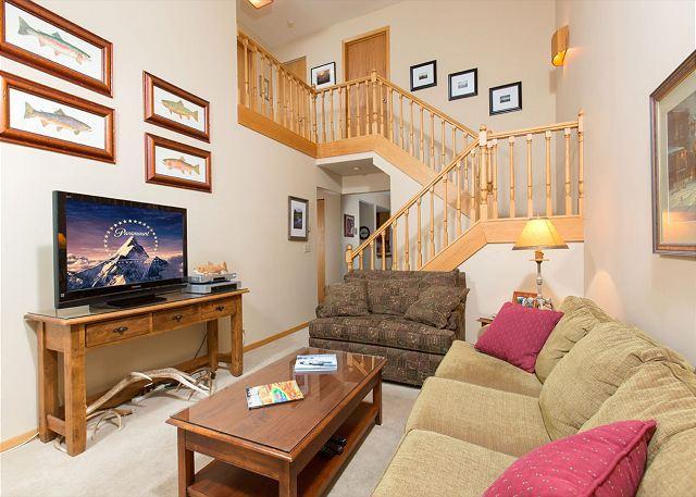 523 S. Cache - Living Room