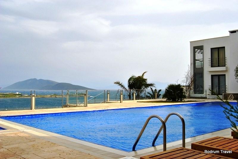 Bodrum Gumbet Beach Villa Tuna 312, aluguéis de temporada em Konacik