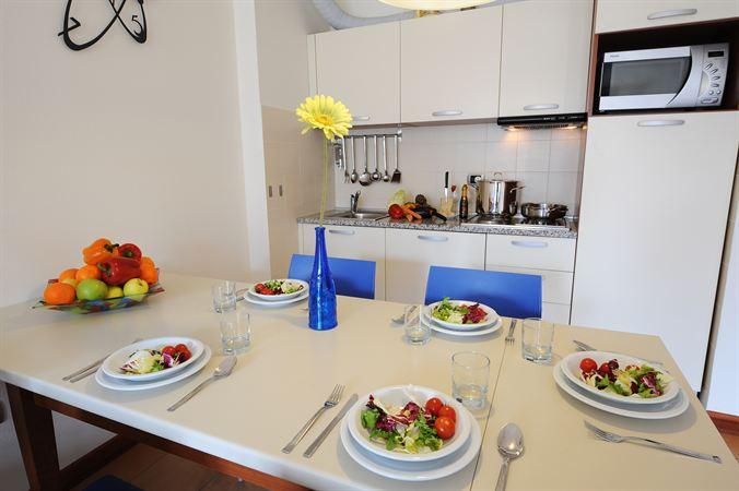 Kitchens are fitted with all the necessary appliances for your self catering holiday
