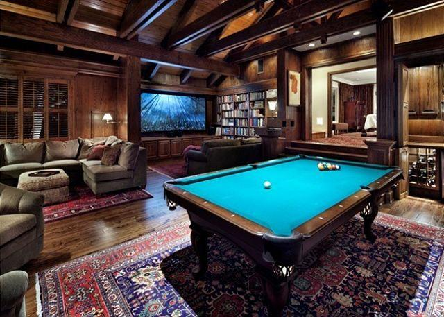 Luxury Lodge Style