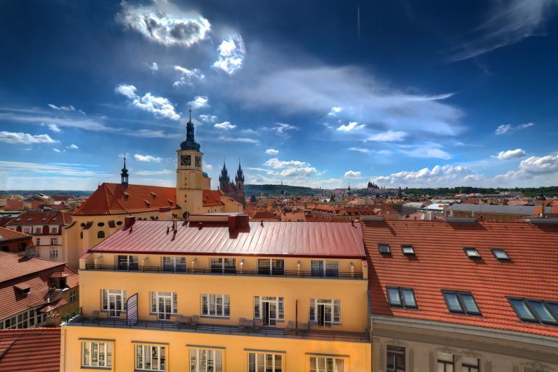 Panoramic city views