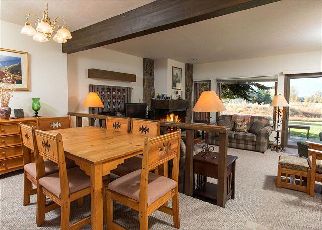 Central location between JH and GTNP~Free WiFi, vacation rental in Jackson